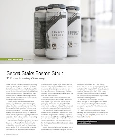 BeerAdvocate magazine- screenshot thumbnail