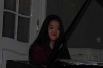 Photo: Ziwon Lee im Königlichen Kurhaus  Klavier Berühmtheit