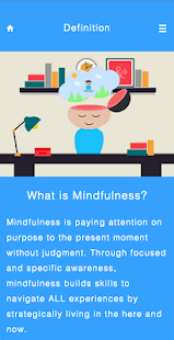 Mindful Life App- screenshot thumbnail