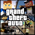 Craft Theft Auto for GTA Minecraft 2021 icon