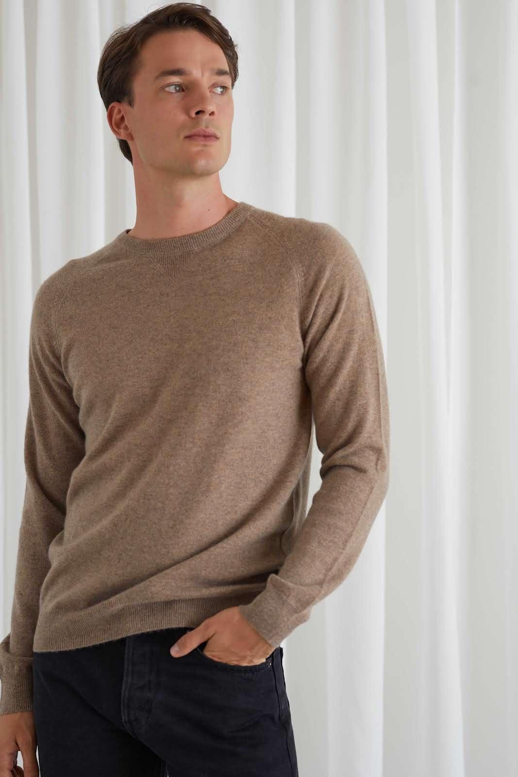 Man College Sweater