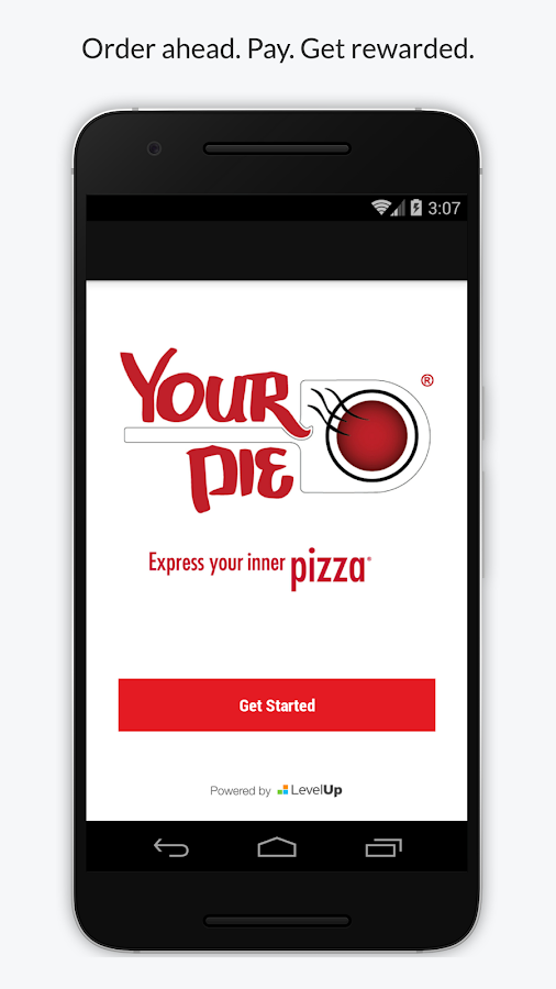 Your Pie Loyalty- screenshot