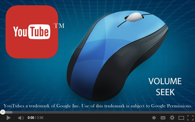 YouTube(TM) Mouse Controls