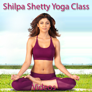 Download Shilpa Shetty Yoga Classes Video Tutorials APK Latest Version App For Android Devices