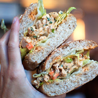 You Need Dan Kluger's Chicken Salad Sandwich In Your Life