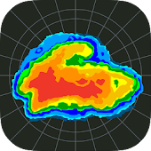MyRadar NOAA Weather Radar Icon