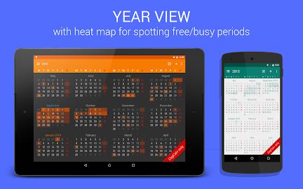 DigiCal+ Calendar Screenshot 2