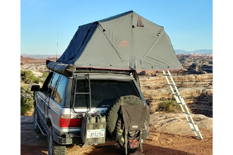 Overland Pros 5 Person Roof Top Tent