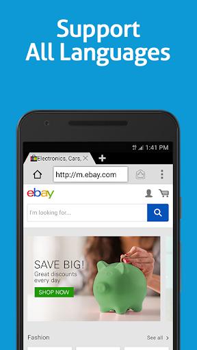 Web Browser & Explorer  screenshots 3