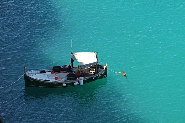 Barca da pesca di Damiano