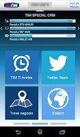Screenshot of MyTIM Mobile