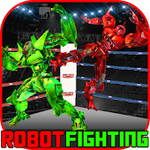 Real robots steel ring fighting Game 2017