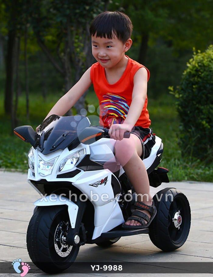 Xe mô tô điện trẻ em YJ-9988 8