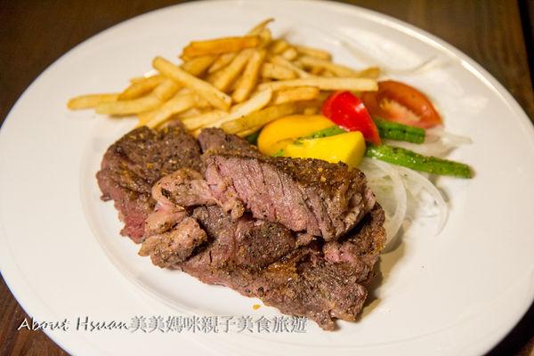 Garden Steak 花園牛排
