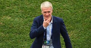 El seleccionador francés está feliz con sus jugadores.