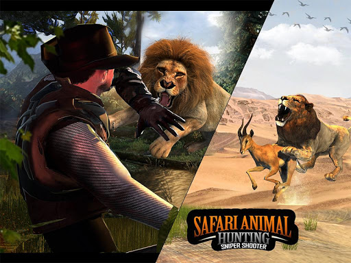 Wild Animal Sniper Deer Hunting Games 2020 1.22 screenshots 13