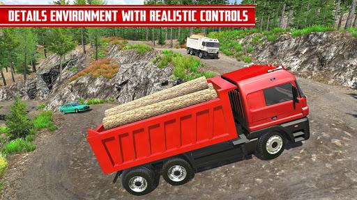 Indian Truck Cargo Simulator 2020: New Truck Games 1.0 screenshots 1