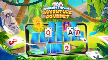 Solitaire Tripeaks: Adventure Journey