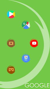 Vlyaricons - Icon Pack Screenshot
