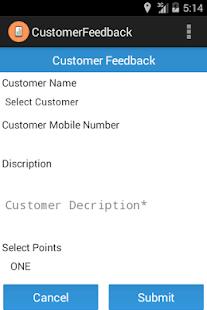 eZee Marketing screenshot