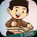 Murottal Al-Quran by 7 Kids icon
