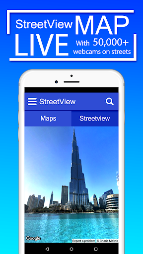 Street View Live – Global Satellite Live Earth Map 1.0.0 screenshots 7