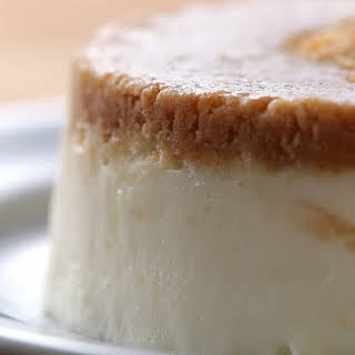5-Minute Microwave Cheesecake.