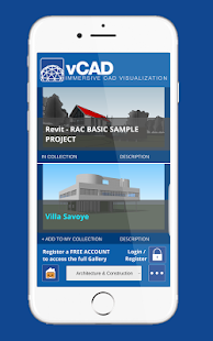 vCAD VR - Upload any CAD to VR- screenshot thumbnail
