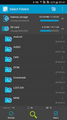 Search Duplicate File (SDF) 4.105_super screenshots 2