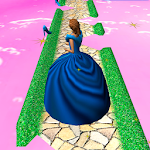 Cinderella. Road to the ball. Icon
