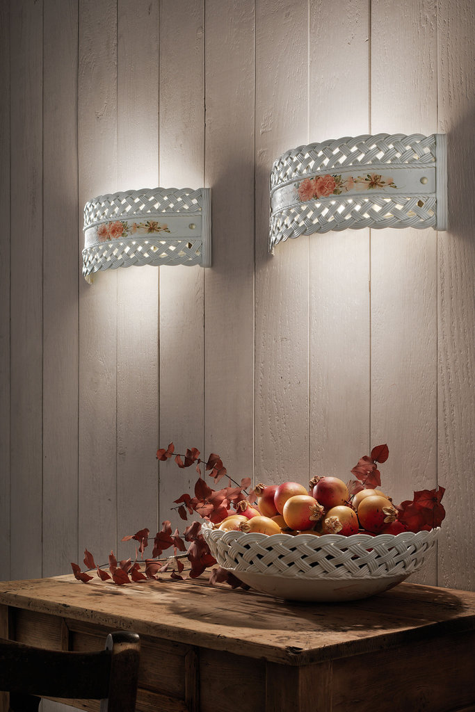 lampade da parete camera da letto classica