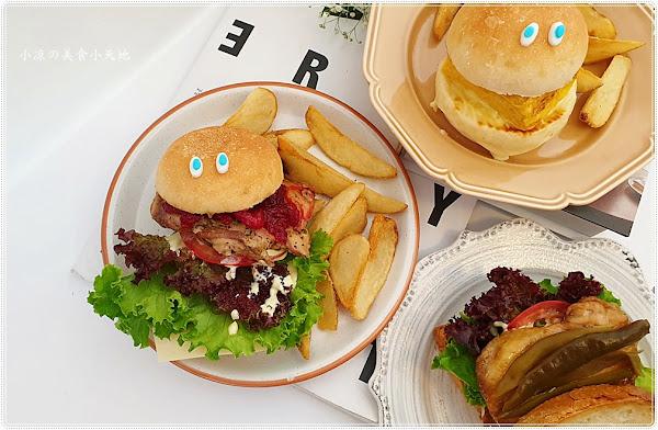 台中超人氣韓系早午餐║Chill Chill cafe&food,非拍不可!網美最愛粉色系浪漫,IG拍照打卡必訪!