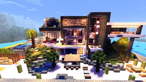 Redstone Houses for MCPE 🏚️ 1.3 screenshots 2