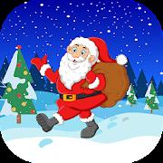 القفز سانتا - لعبة القفز عيد الميلاد
