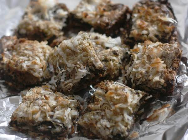 Chocolate, Coconut, Peanut Butter. . . What's Not To Like?!