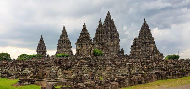 Complexo de templos hindus de Prambanan