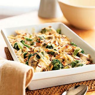 Turkey-Broccoli Bake