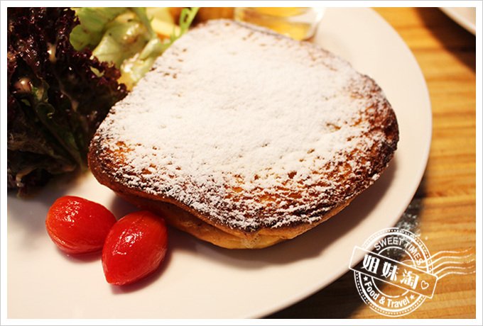 Acc Café de Coeur 真心豆行鹽之花橙蜜法式布里歐$230元