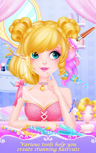 Sweet Princess Hair Salon  screenshots EasyGameCheats.pro 3