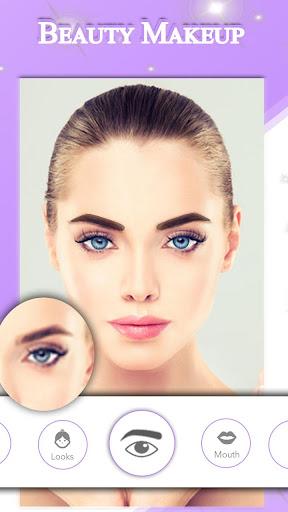 You face Makeup photo editor 13.0 screenshots 5