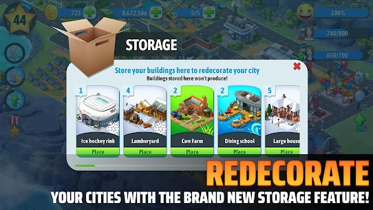 City Island 5 – Tycoon Building Simulation Offline 8