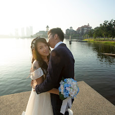 Wedding photographer Dicson Chong (dicsonc). Photo of 17.06.2018