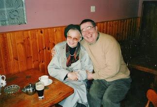 Photo: 19970504 Nuoripari Salli & Asko (Austr häämatkalaiset kuvasivat), Pohjoiseen Galwaysta, IRL