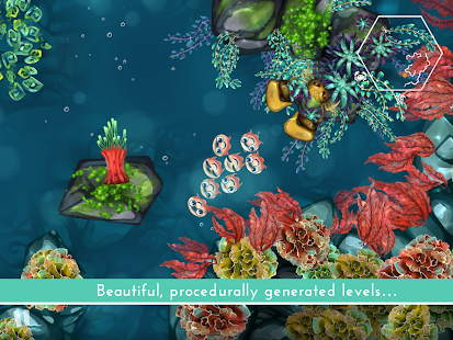 Jelly Reef - screenshot thumbnail