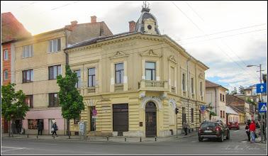 Photo: Cluj-Napoca, Calea Motilor, Nr.39, intersectie cu Str. Iuliu Hategan  - 2018.04.27