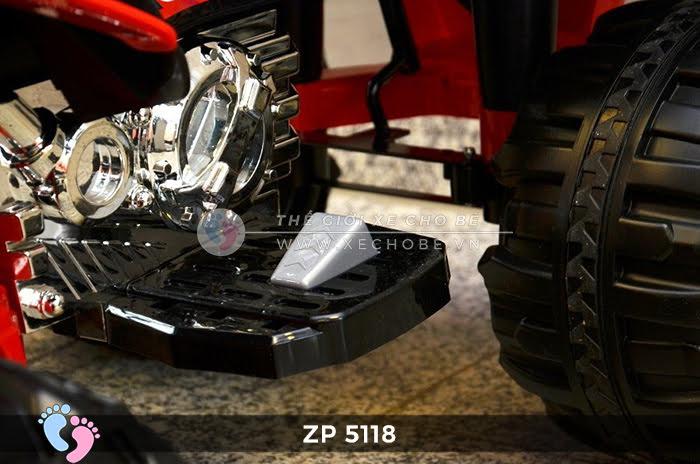 Xe moto điện trẻ em 4 bánh ZP-5118 9