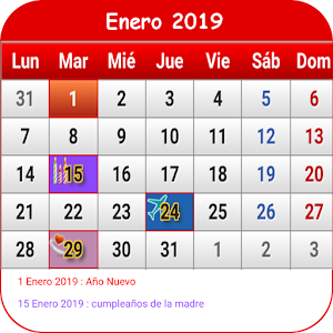 Calendario Per Pc.Chile Calendario 2019 For Pc Windows Mac Techwikies Com