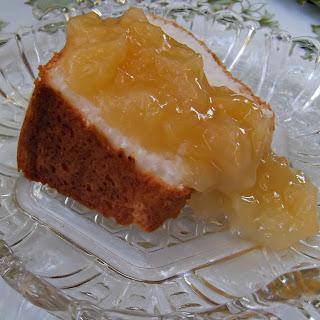Dessert Pineapple Sauce