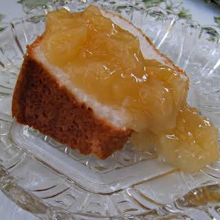 Dessert Pineapple Sauce.