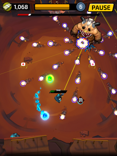 Impossible Space - A Hero In Space 1.0.3 screenshots 22